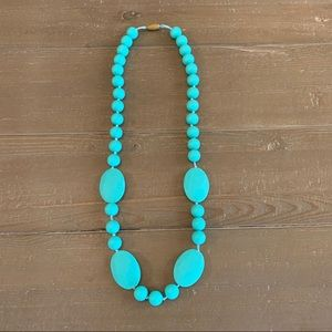 Chewbeads Turquoise Perry Necklace